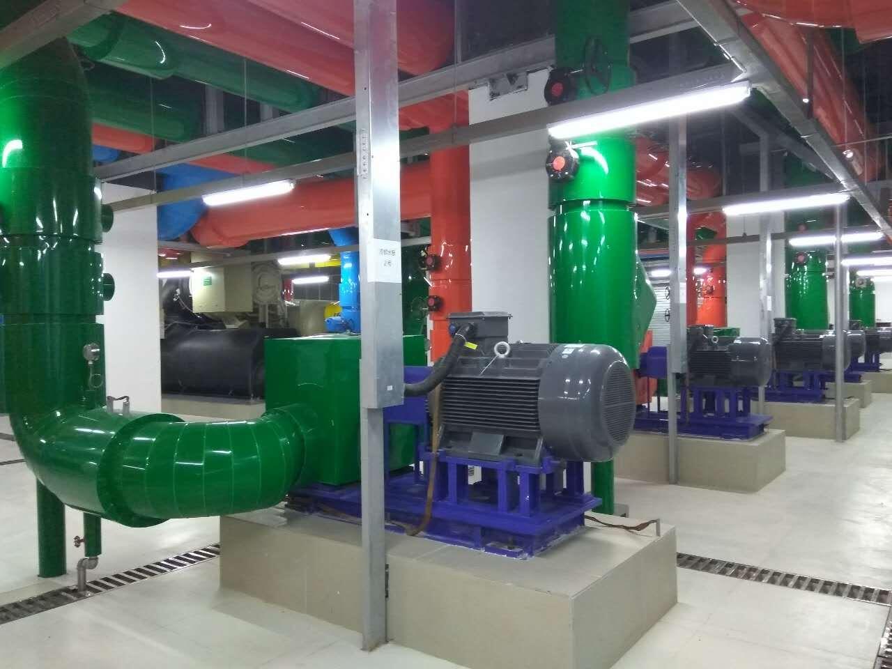 安溪盘古数据中心空调泵